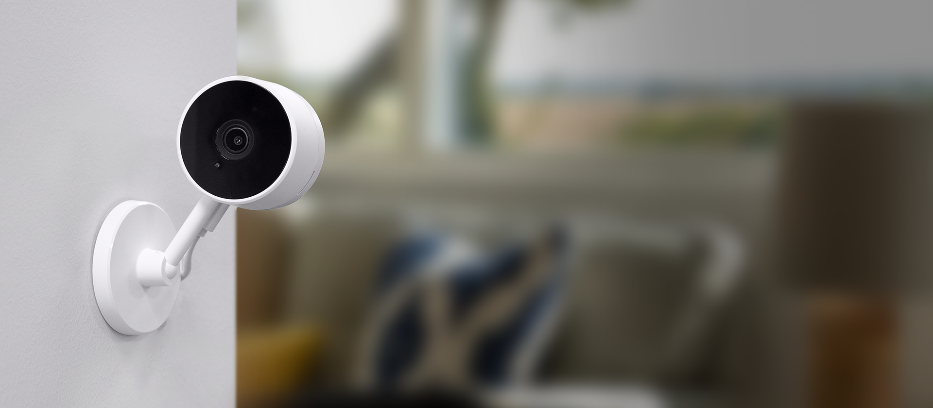 Smart motion detection, automatic image capture and alarm functions