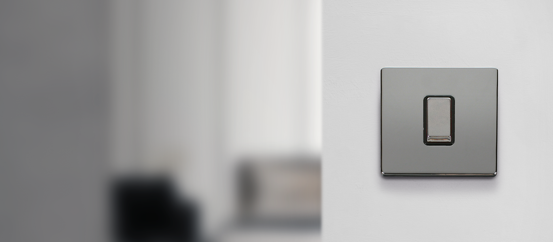 Control the brightness of your lights with our app or your favourite voice device.