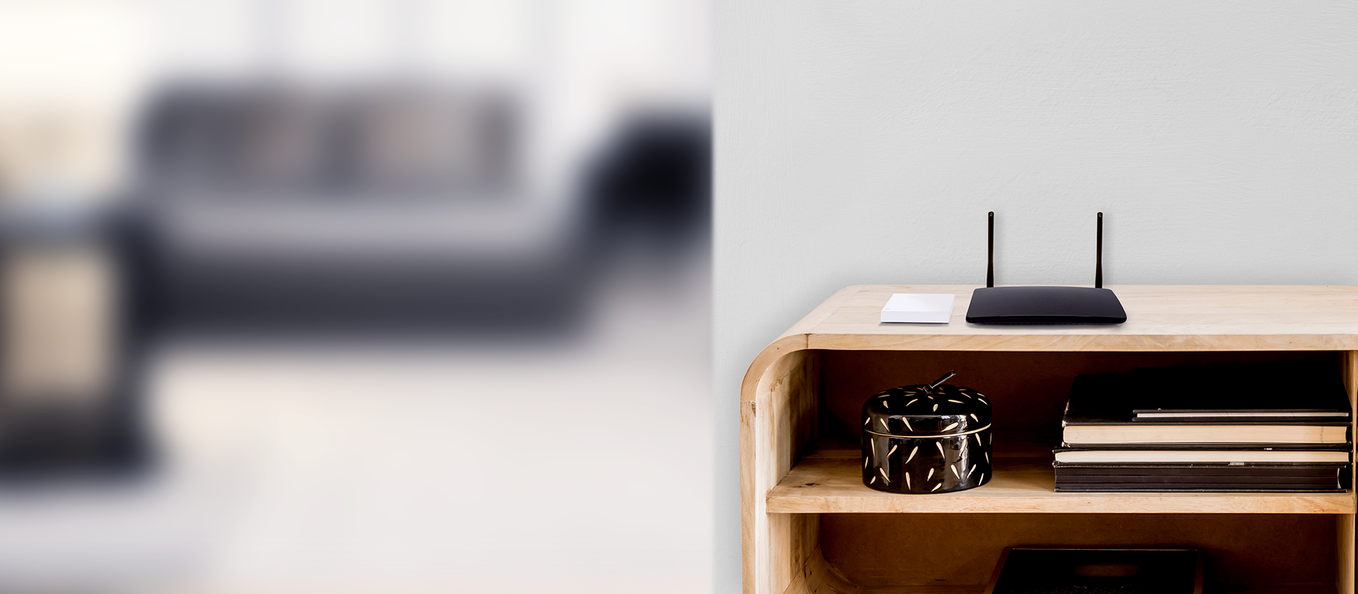 Smart Hub, the heart <br /> of your smart home.