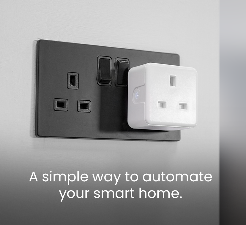 A simple way to <br />  automate your <br /> smart home.
