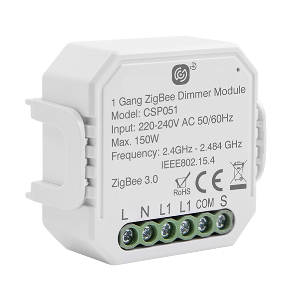 1 Gang Smart Dimming Receiver
